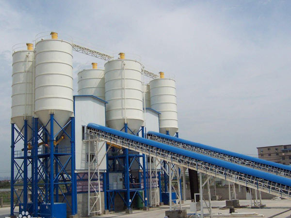AJ180 ready mix concrete plant for sale