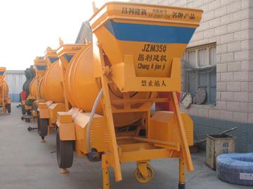 jzm350 drum mixer