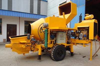30m3 diesel mixer pump
