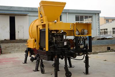 40m3 diesel mixer pump