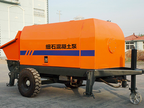 xhbt25sr small concrete pump