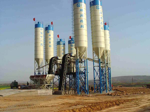 Batching Plant Operation : Daily inspection of concrete batching plant aimix