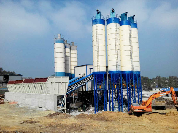 2AJ120 precast concrete plant for sale