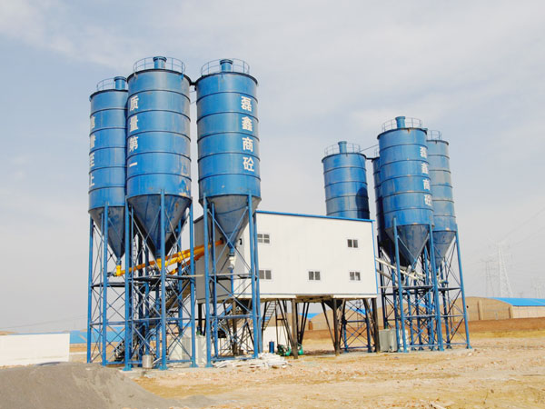 2HZS180 precast concrete plant for sale