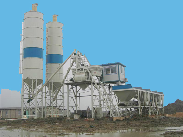 AJ35 precast concrete plant for sale