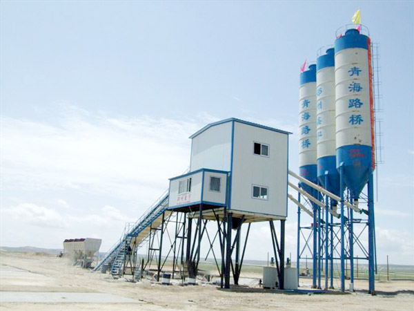 AJ90 precast concrete plant for sale