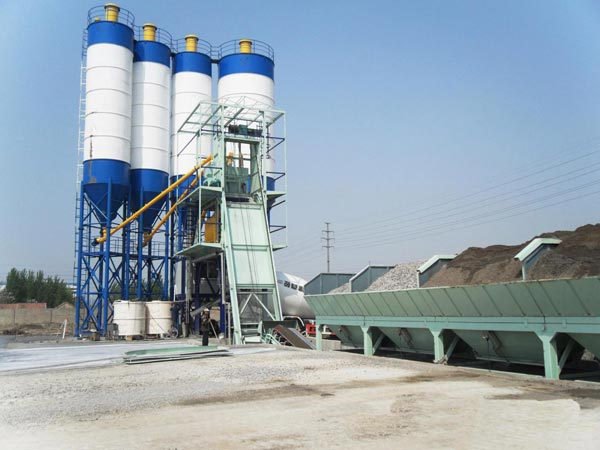 ready mix concrete plant