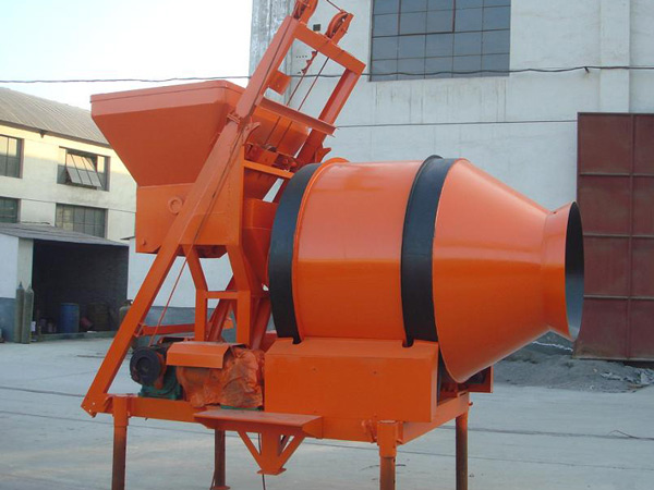 Drum Concrete Mixer