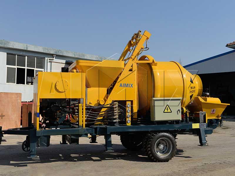 mixer pump