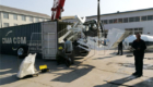 SELF LOADING MIXER TO Mauritius