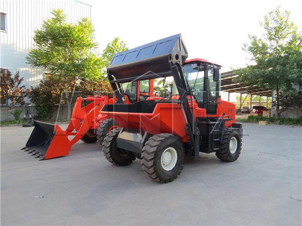 aimix wheel loader