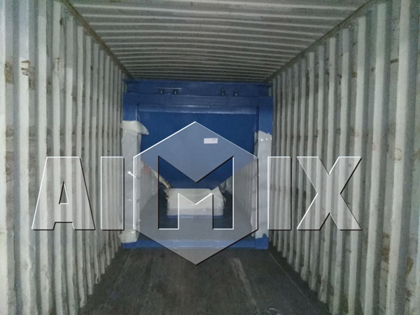aimix asphalt plant export