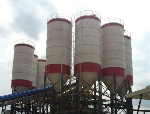 100 Ton cement silo