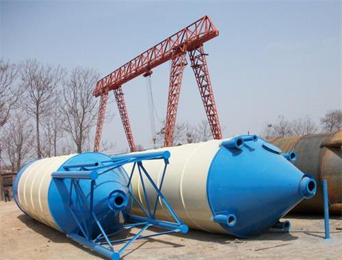 50 Ton cement silo