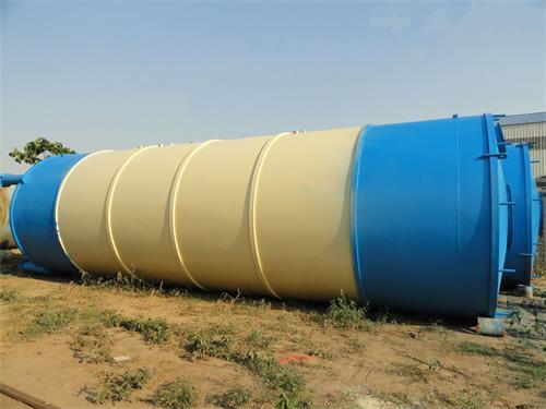 80 Ton cement silo