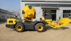 AIMIX self loader truck to Vietnam