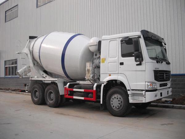 3m³ transit concrete mixer