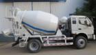 7m³ transit concrete mixer