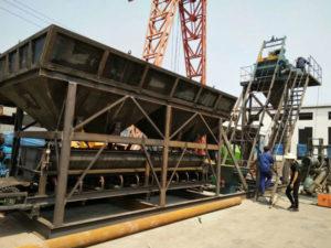 Aimix HZS25 concrete plant 4