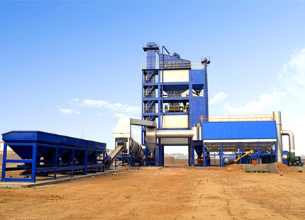 ALQ40 Asphalt Mixing Plant for Sale