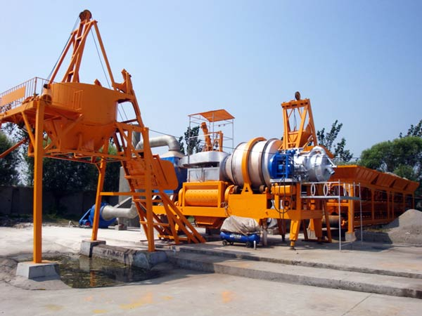 mobile asphalt plant for sale