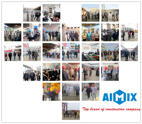 Aimix Group customers