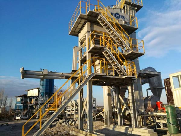 asphalt plant in the Philippines 3