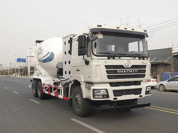 Aimix concrete mixer truck to Uzbekistan 2