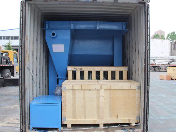 Aimix LB1200 asphalt plant exported to Indonesia 2