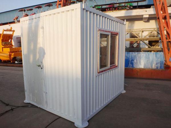 Aimix AJ35 Concrete Plant Sent to Uzbekistan 5