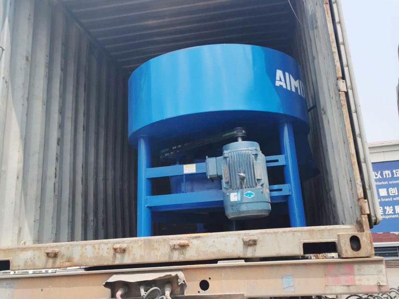 AIMIX concrete mixer to Philippines