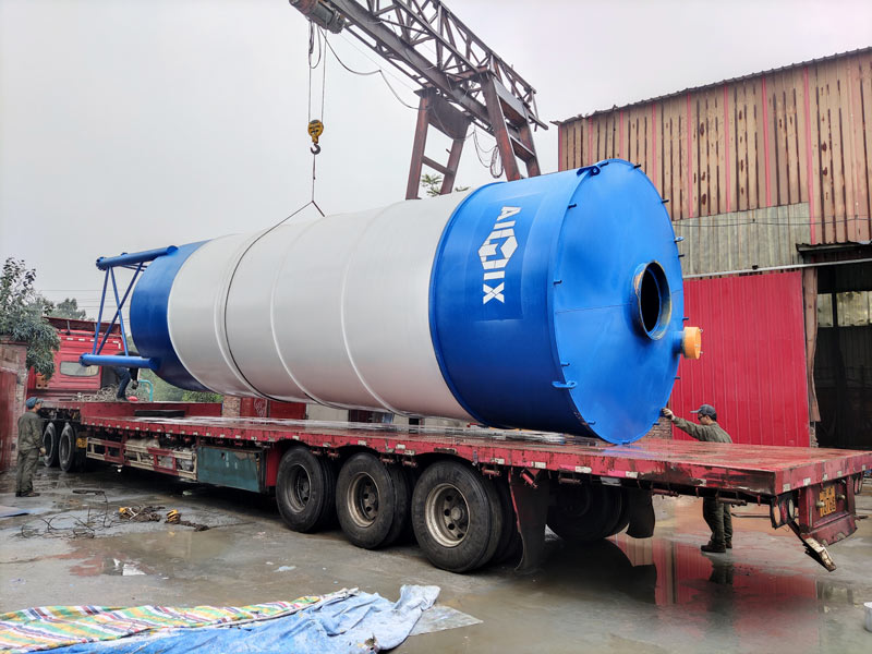 stabilized soil mixing plant to Myanmar