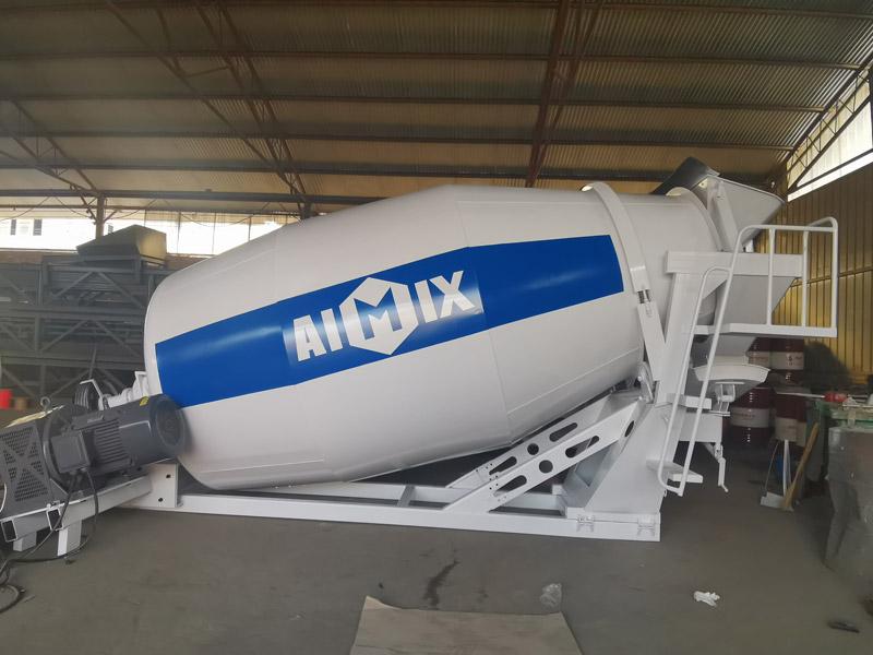 AIMIX 8m3 Concrete Mixer Drum