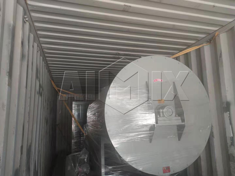3t tile adhesive plant loaded